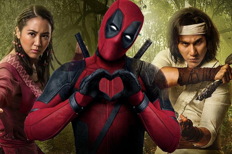 Gokil, Ada Wiro Sableng Muncul di Trailer Deadpool 2, Kok Bisa?