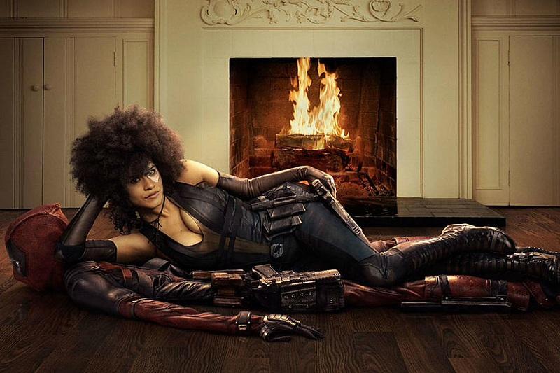 Kenalan Lebih Dekat dengan Domino, Tokoh Baru dalam Film Deadpool 2