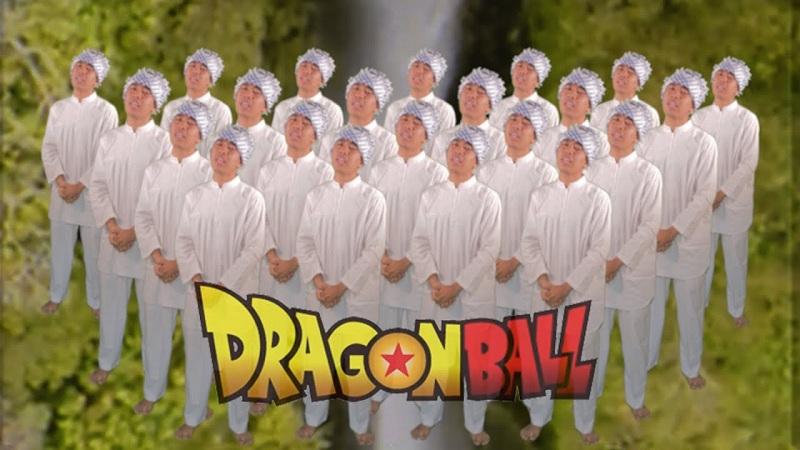 Begini Jadinya Jika Lagu Dragon Ball Dijadikan Versi Religi oleh Kery Astina