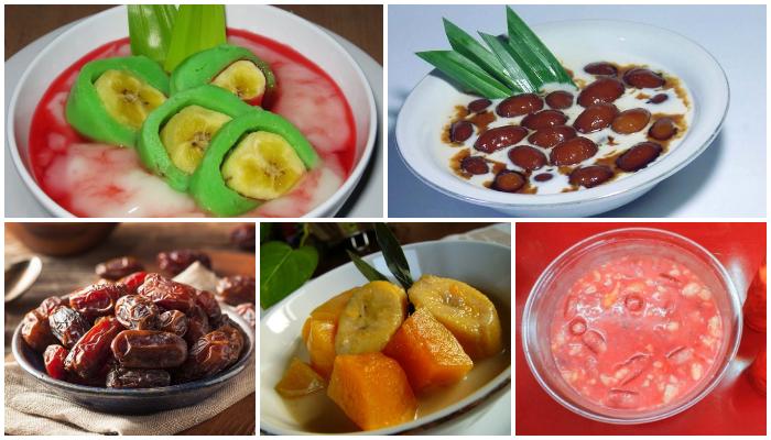 5 Makanan dan Minuman Ini Cuma Ada di Bulan Puasa, Kamu Suka yang Mana?