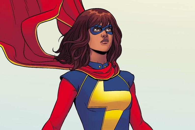 Lanjutkan Sukses Avengers: Infinity War, Marvel Siap Garap Superhero Muslim ke Layar Lebar