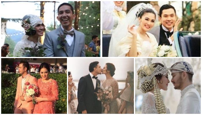 Suvenir Pernikahan 5 Pasangan Artis yang Nggak Biasa Ini Bisa Kamu Tiru Saat Nikah
