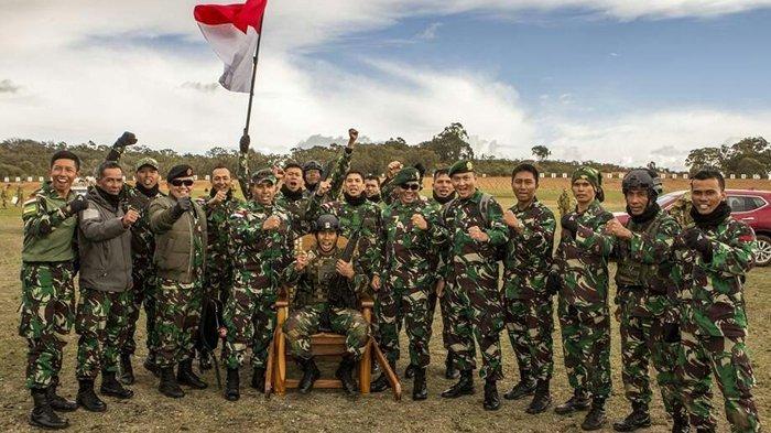 Mantap, Indonesia Raih 67 Medali dan Pecahkan Rekor dalam Ajang Menembak Sedunia