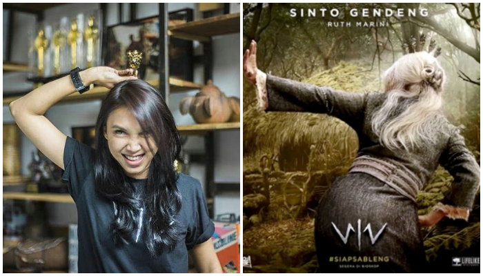 Jadi Sinto Gendeng di Film Wiro Sableng, Ternyata Aslinya Pemerannya Cantik, Yuk Kenalan