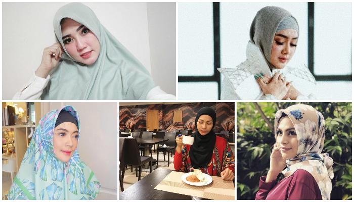 Bulan Ramadan, 5 Artis Ini Tampil Memakai Hijab, Makin Cantik!