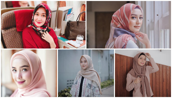 Inilah 5 Selebgram Berhijab Tercantik di Indonesia, Ada Idola Kamu?