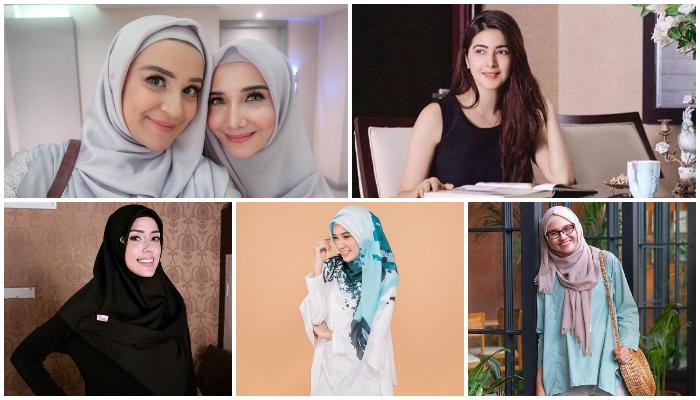 5 Seleb Cantik Keturunan Arab, Istri Idaman Banget!