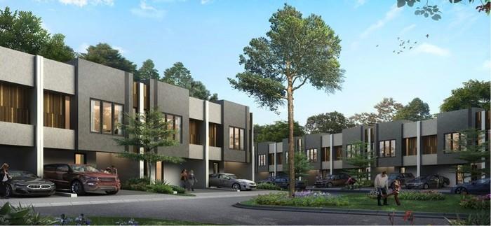3 Perumahan Terbaru di Tangerang Selatan Ini Dirancang dengan Arsitektur yang Milenial Banget