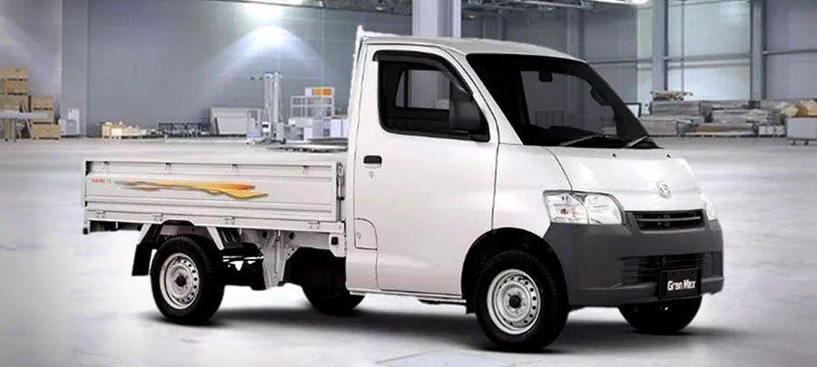 Daihatsu Gran Max PU, Mobil Pikap dengan Segudang Tipe Pilihan Terbaik