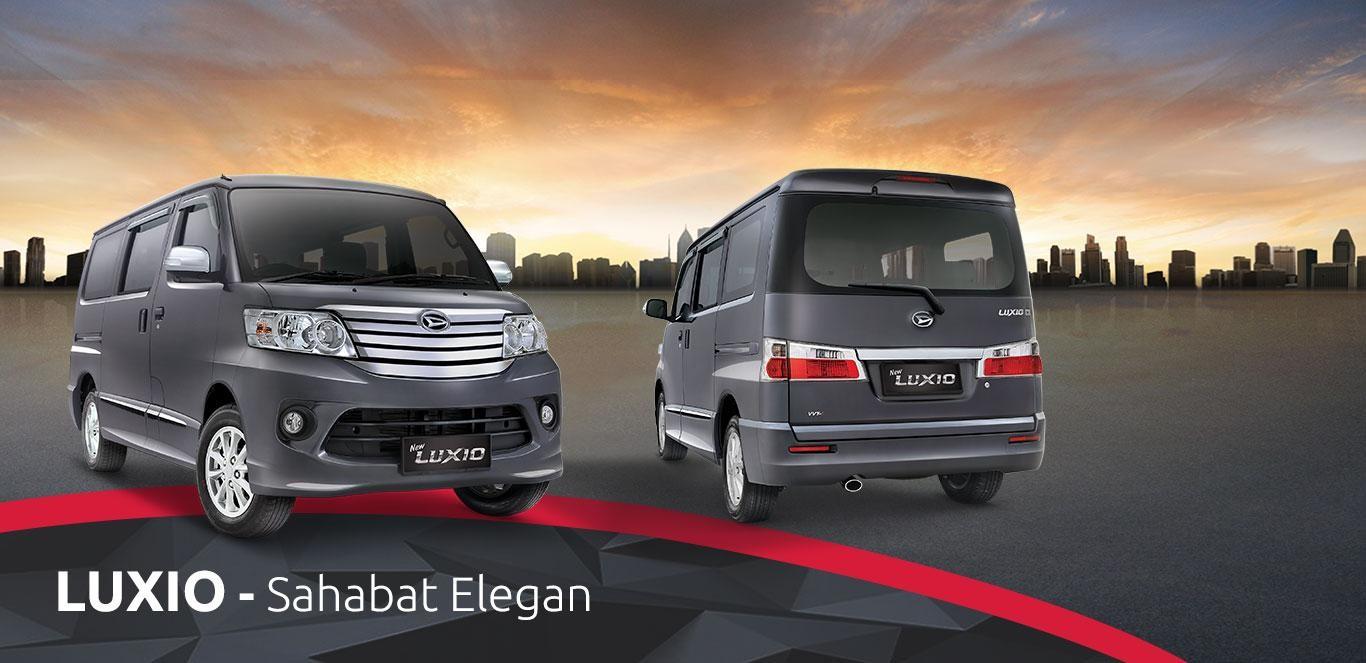 Daihatsu Luxio, Minibus Nyaman Berkat Kabin Terlapang