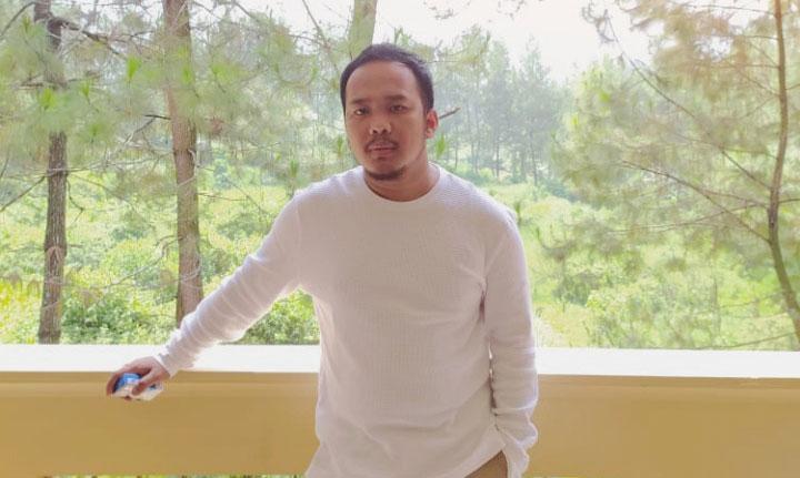 Vokalis Red Candy Mengaku Gugup Beradu akting dengan Berlliana Lovell